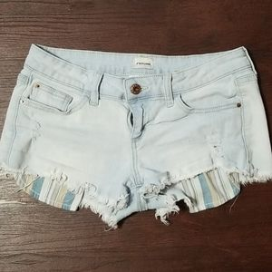 Sexy denim shorts size small 💥